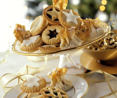 Süße Mini-Pasteten