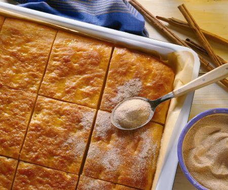 Süßer Kartoffelkuchen
