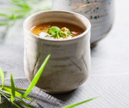 Süßkartoffel-Kokossuppe