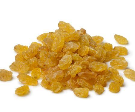Sultaninen sind die besonders großen, getrockneten Beeren von der Sultana-Rebe