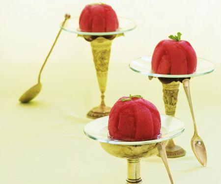 Summer Pudding mit Melone