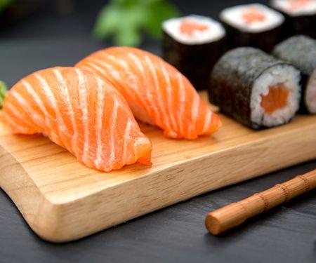 Ist Sushi gesund?