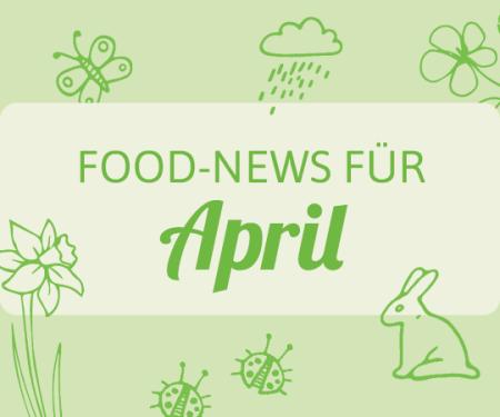 Produktneuheiten April