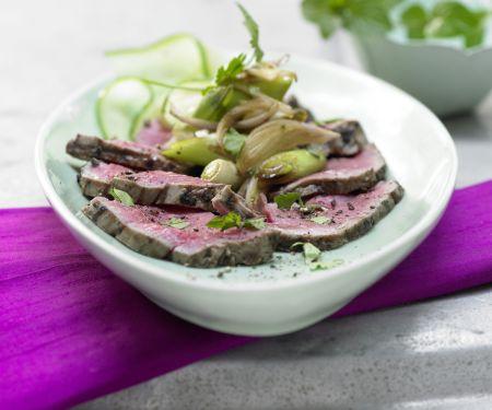 Thailändischer Rindfleischsalat