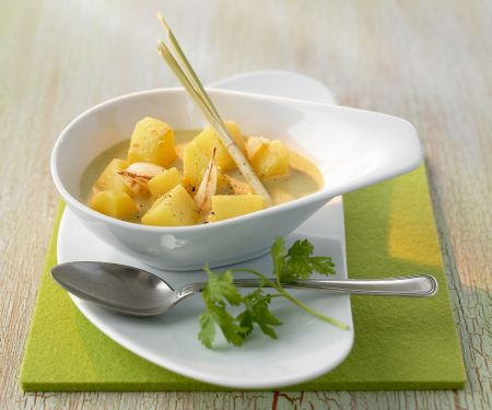 Thailändisches Kartoffelcurry
