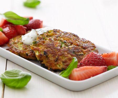 Tofu-Gemüse-Frikadellen