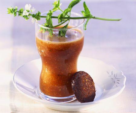 Tomaten-Avocado-Drink