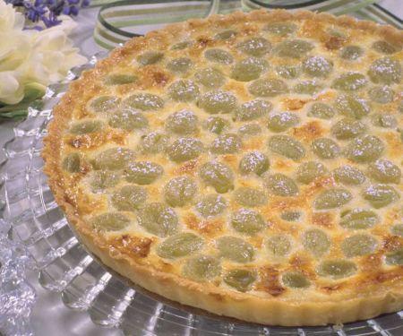 Trauben-Tarte