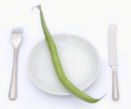 Wenig essen, trotzdem dick?