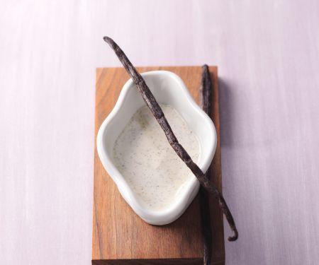 Vanille-Mandel-Dressing