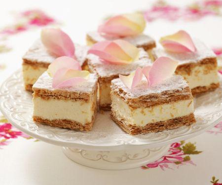 Vanille-Schnitten nach polnischer Art