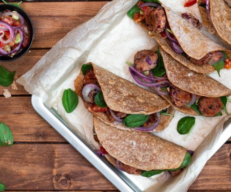 Vegane Tacos