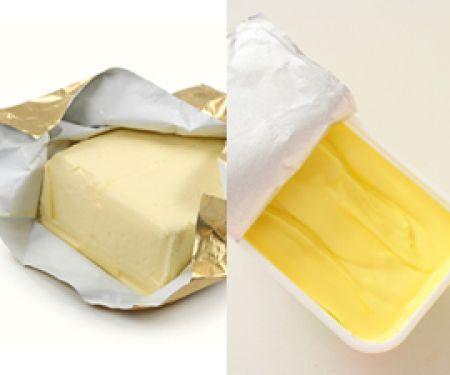 Butter Margarine Vergleich