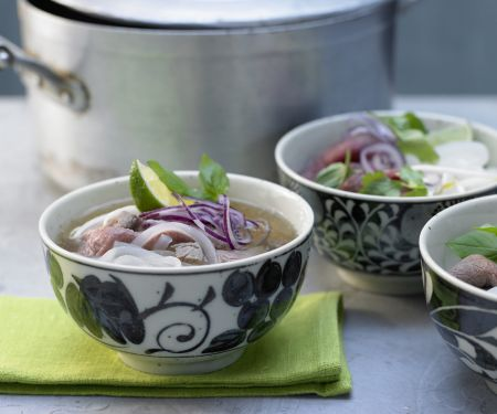 Rezept: Vietnamesische Suppe