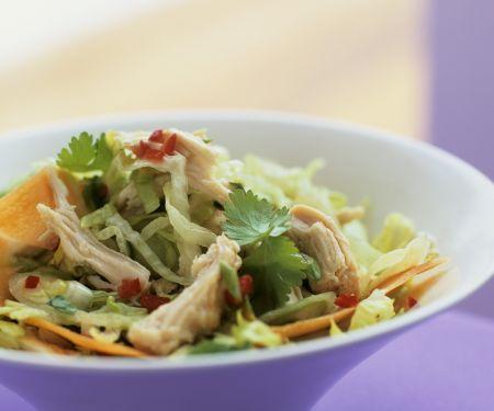 Vietnamesischer Hähnchensalat