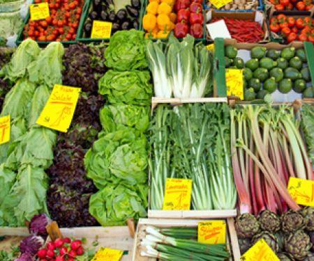 Vitaminreiche Lebensmittel | © elxeneize - Fotolia.com