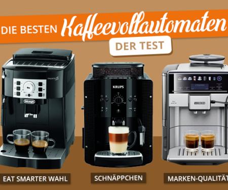 Kaffeevollautomaten Übersicht