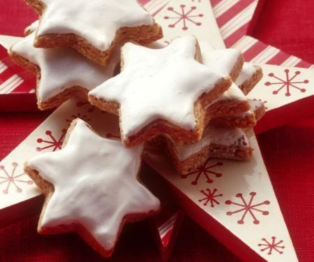 Weihnachtskekse ohne Butter