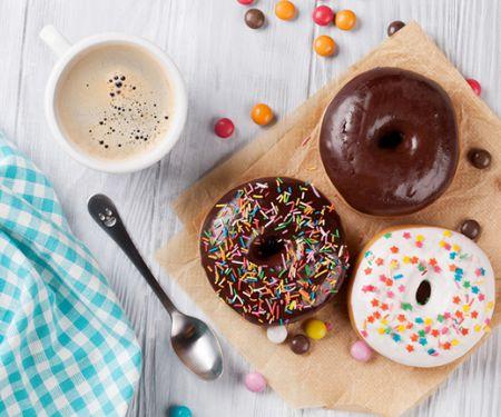 Weniger Zucker essen