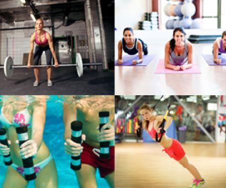 die 10 effektivsten Workouts