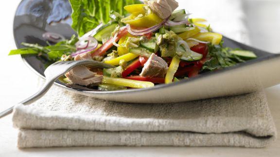 Thunfischsalat Rezepte für die Ernährung