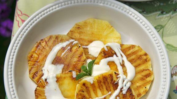 Ananas Diät Rezepte