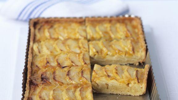 Rezept: Apfel-Mandel-Kuchen