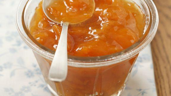 Rezept: Aprikosenkonfitüre