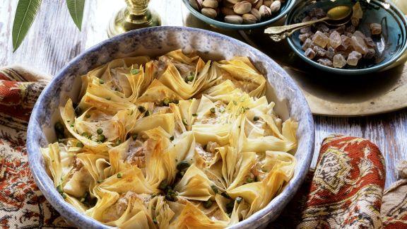 Rezept: Balava auf libanesische Art