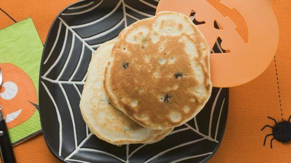 Rezept: Halloween-Pancakes