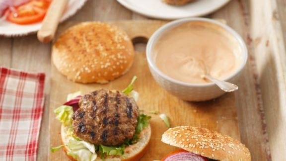 burger rezept eat smarter. Black Bedroom Furniture Sets. Home Design Ideas