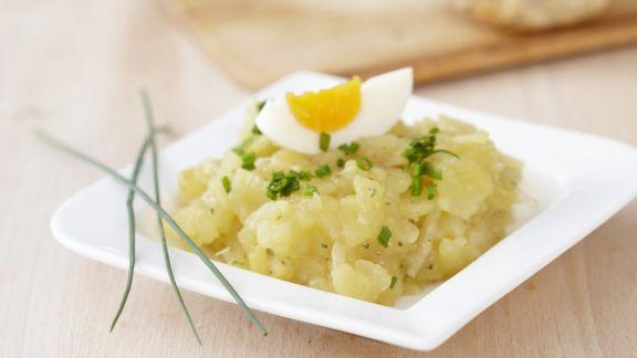 Rezept: Kartoffelsalat