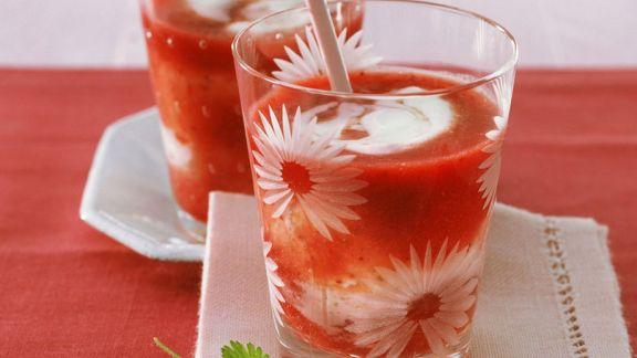 Erdbeer-Smoothie Rezepte