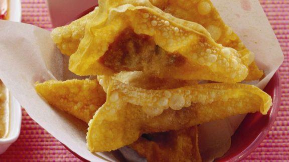 Rezept: Fritierte Wan Tans