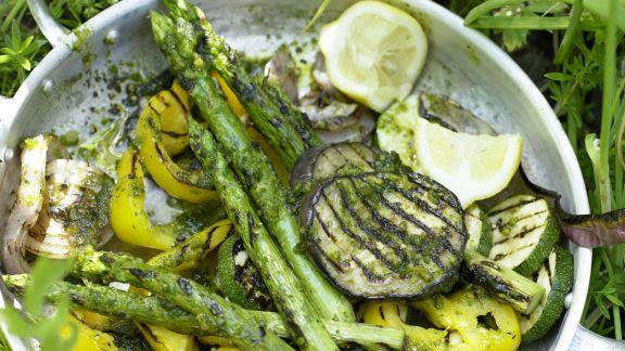 Vegetarisch Grillen Rezepte