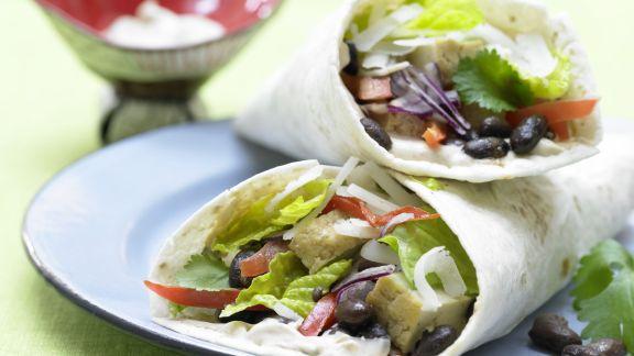 Rezept: Gemüse-Tortillas