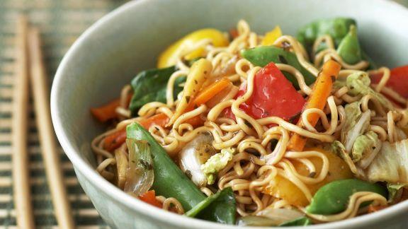 Thai-Basilikumblatt Rezepte