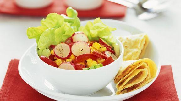 Salatkopf Rezepte