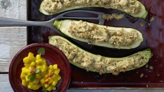 Rezept: Gratinierte Zucchini