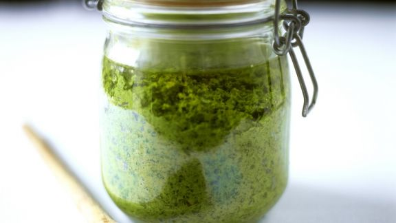 Grünes Pesto Rezepte