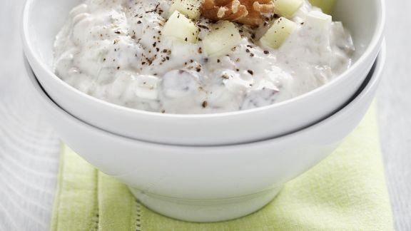 Rezept: Gurken-Walnuss-Joghurt
