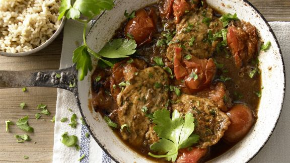 Kochbuch für Fleischtomaten-Rezepte