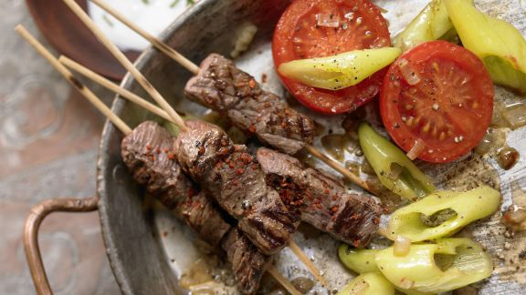 Kebab-Rezepte Rezepte