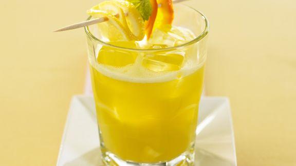 Rezept: Kiwi-Melonen-Drink