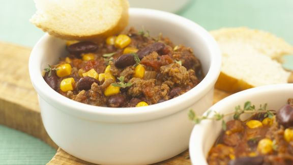 Rezept: Klassisches Chili con Carne