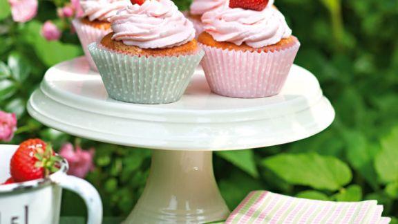 Erdbeer-Muffins Rezepte