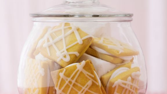 Rezept: Marshmellow-Kekse