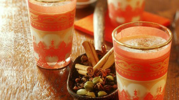 Rezept: Orientalischer Gewürztee (Chai)