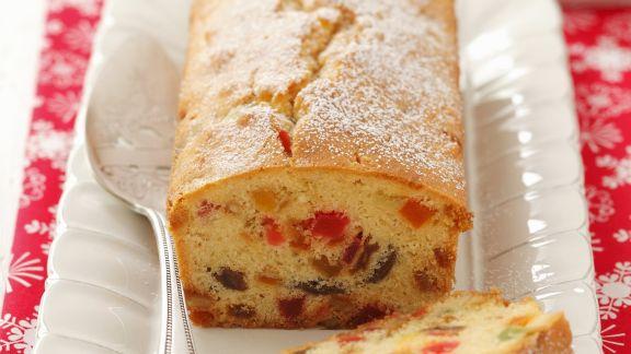 Rezept: Früchtekuchen