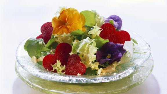 Stiefmütterchenblüte Rezepte
